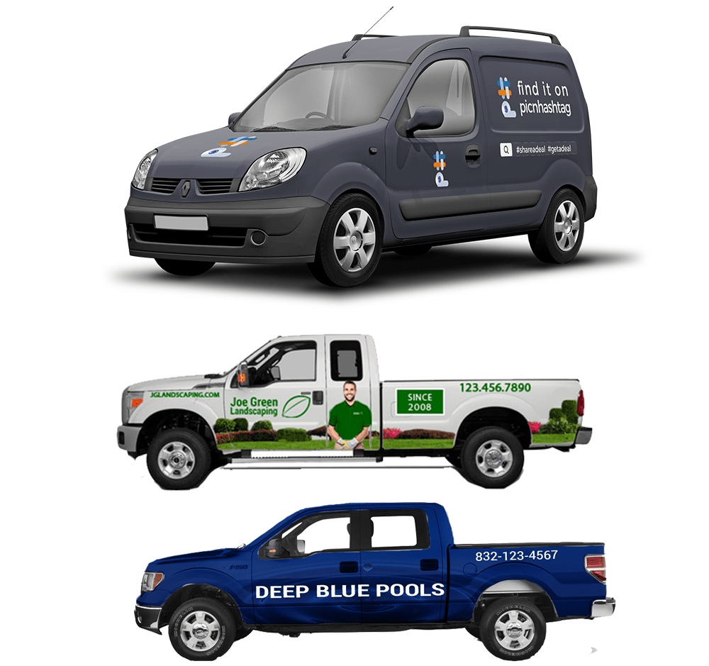 Vehicle Graphics | Team Hiploch Services | Design Services | Marketing Services | Creative Marketing Agency | Restaurant Marketing | Talent Marketing | Corporate Marketing | Small Business Marketing